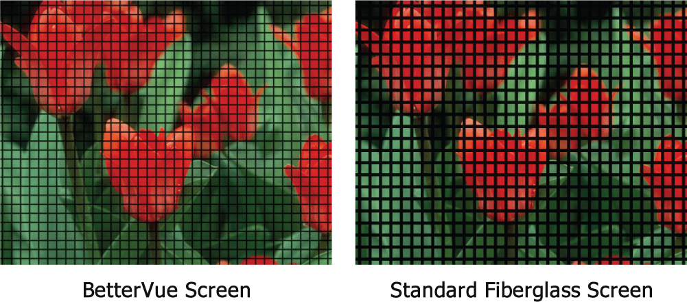 BetterVue Screen