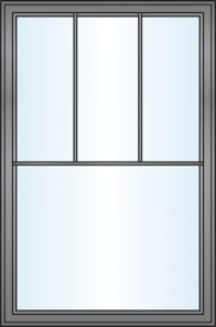 Window Grille Styles - Cottage