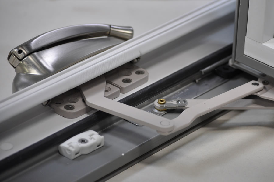 fiberglass casement windows operator