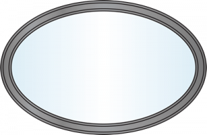 Custom Window Shapes - oval