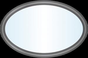 Custom Window Shapes - oval