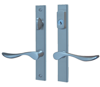 Fiberglass Entry & French Doors - Handle Style 01